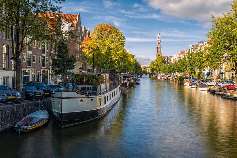 Greetings from Amsterdam - Prinsengracht van Thomas van Galen