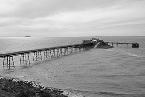 Pier in South of England