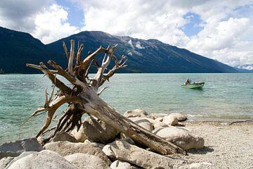 Lake, Canada von Karin Hendriks Fotografie