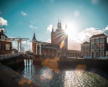 Zierikzee Zuidhavenpoort von Wesley Kole