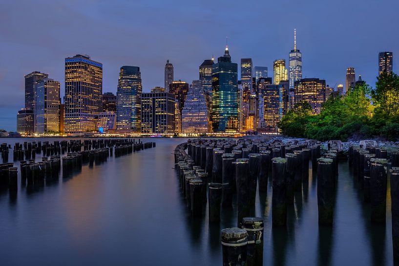 New York       Financial Distrikt van Kurt Krause
