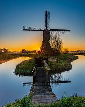 Noordeveldse molen, Dussen van Goos den Biesen