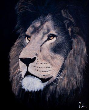 leeuw von Liv Jongman