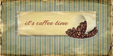 its cofee time van Heike Hultsch