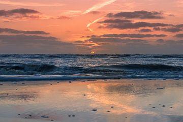 Noordzee blues von Richard Steenvoorden