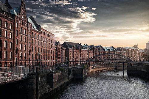 Huizen aan kanaal