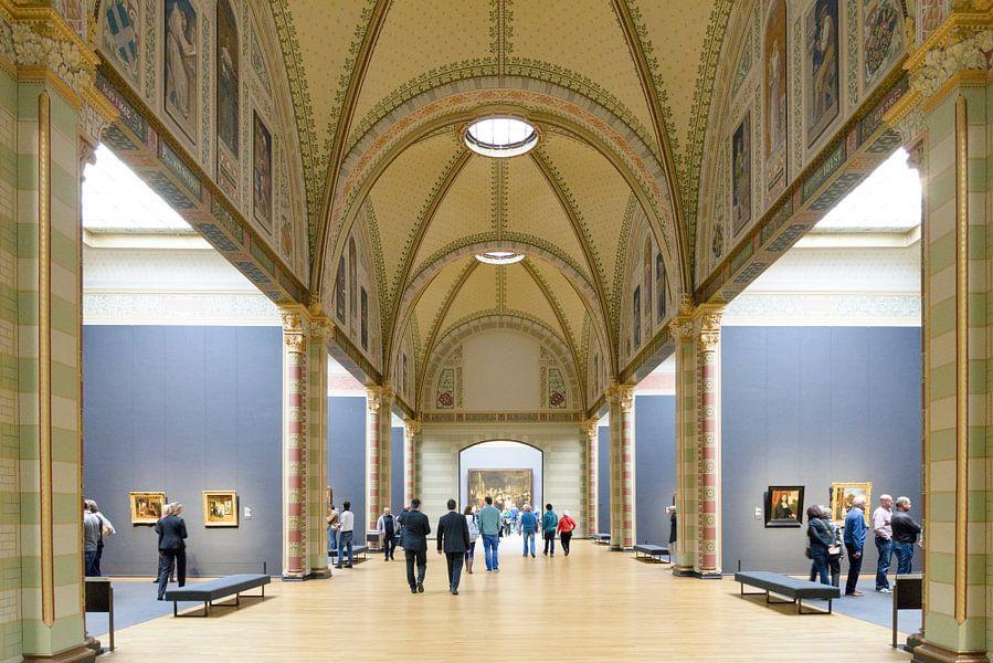 Rijksmuseum eregalerij van Roelof Foppen