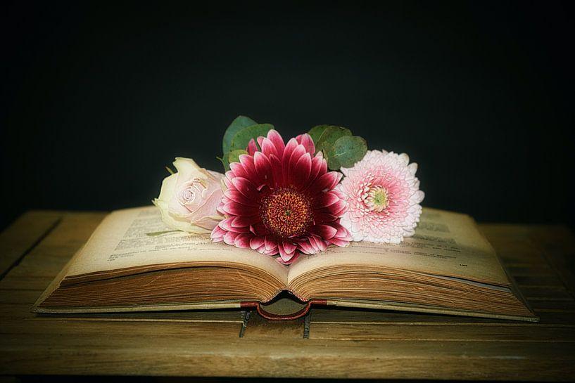 Bloemenboek van Wendy Tellier - Vastenhouw
