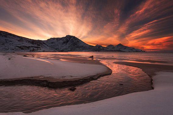 Golden Sunset, Jaroslav Zakravsky