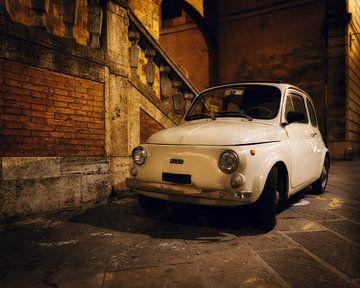 Fiat 500 à Sienne sur Teun Ruijters