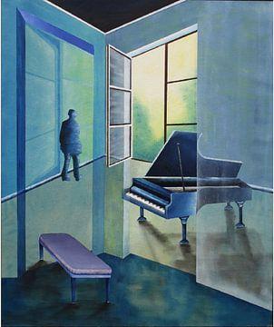 Musik im Raum van Gertrud Scheffler