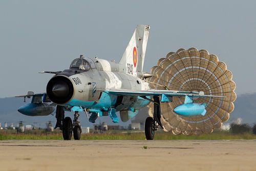 Roemeense Luchtmacht MiG-21 LanceR A van Dirk Jan de Ridder