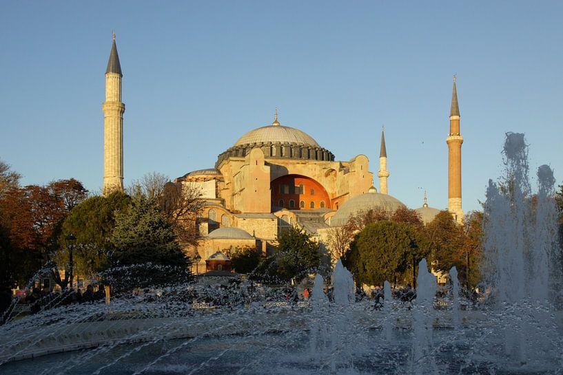 Hagia Sophia (2) van Antwan Janssen