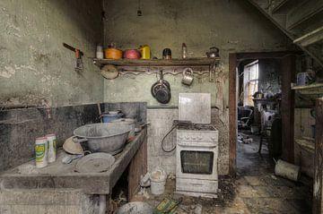 Urbex - Keuken van Angelique Brunas