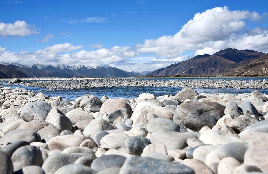 onderweg in Tibet
