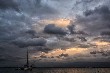 Hollandse wolken van