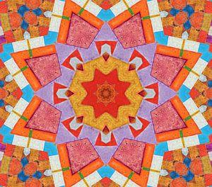 kaleidoscoop Hout van