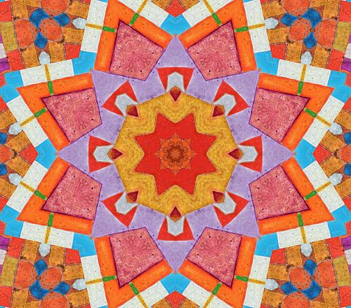 kaleidoscoop Hout