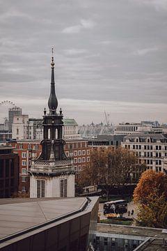 Les vues de Londres sur Eva Ruiten