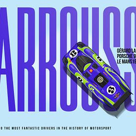 Hommage à Gérard Larrousse 917 sur Theodor Decker
