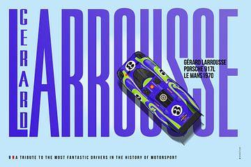 Hommage à Gérard Larrousse 917