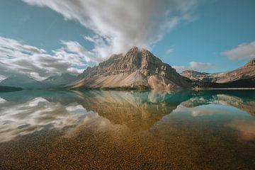 Bow Meer Canada van Maikel Claassen Fotografie