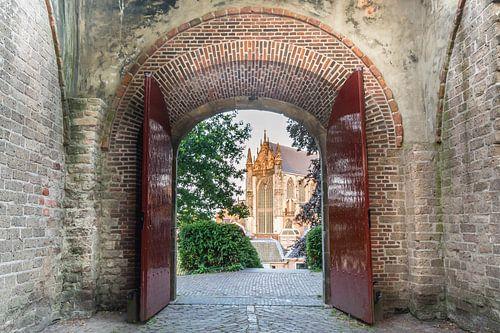 Hooglandsekerk, Leiden van Carla Matthee