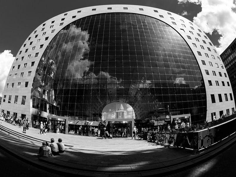 De Markthal in Rotterdam von Fokko Muller