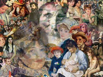 Masters at work Renoir von Giovani Zanolino