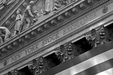 New Yorker Börse von Gert-Jan Siesling