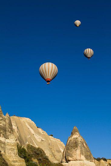 Luchtballonnen van Johan Zwarthoed