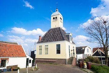Kerk van Durgerdam van Michel van Kooten
