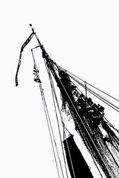 Wind uit de zeilen van Fred Vester