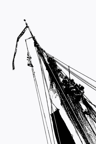 Wind uit de zeilen von Fred Vester