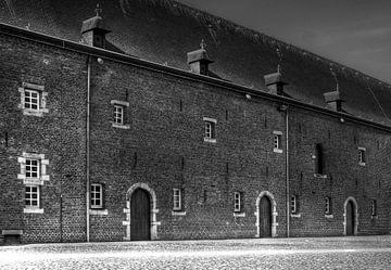 Burg Hoensbroek von MSP Canvas