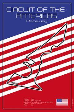 Racetrack Austin von Theodor Decker