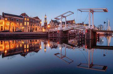 Gravestenenbrug, Haarlem van Reinier Snijders