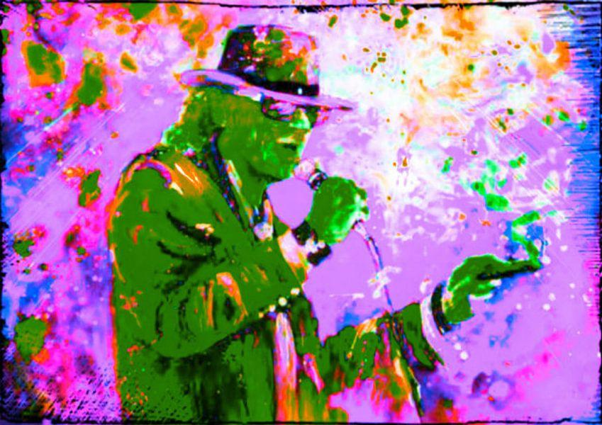 Udo Lindenberg LIVE ON STAGE POP ART PUR 3