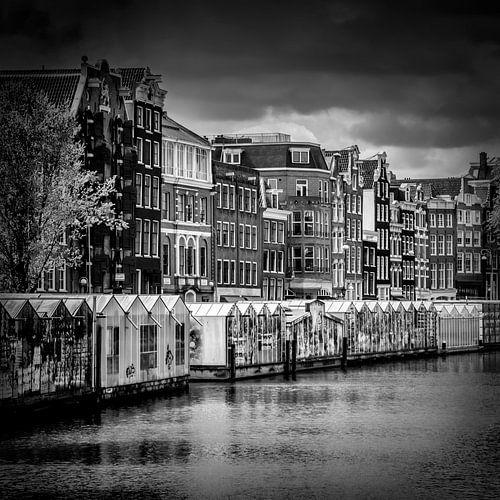 AMSTERDAM Bloemenmarkt van Melanie Viola