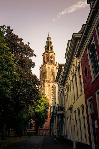 Martinitoren, Groningen van Ina Muntinga