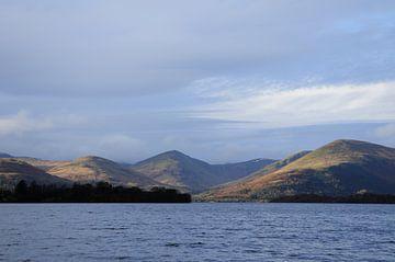 Loch Lomond, the Trossachs, meertje in Schotland van Yvette Stevens