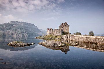 Eilean Donan Burg 1 von Henk Leijen