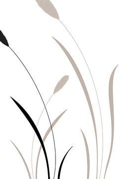 Konijntje gras 02, 1x Studio II van 1x