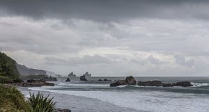 Nieuw Zeeland Westkust van