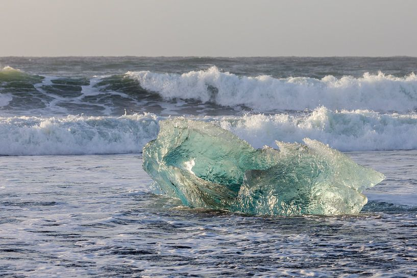 Overweldigende schoonheid in ijs van Karla Leeftink