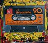 BASF Cassette Retro POP ART von Jeroen Quirijns Miniaturansicht