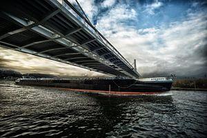 brug over de eeuwigheid van Jo Beerens