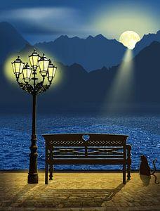 Een rustige plek