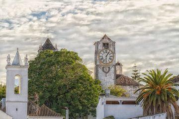 Kerken in de Algarve van Irene Lommers
