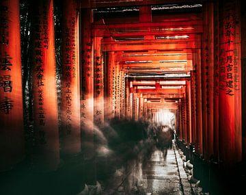Fushimi Inari Shrine, Carmine CHIRIACO van 1x